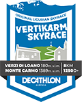 VertiKarm Skyrace Logo